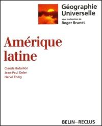 Hervé Théry et Claude Bataillon - .