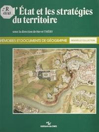 Hervé Théry - L'État et les stratégies du territoire.