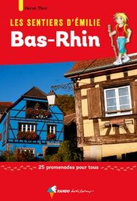 Les sentiers d'Emilie Bas-Rhin- 25 promenades pour tous - Hervé Thro pdf epub