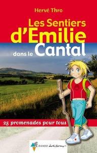 Satt2018.fr Les sentiers d'Emilie dans le Cantal - 25 promenades pour tous Image
