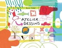 Hervé Tullet - Atelier dessins.