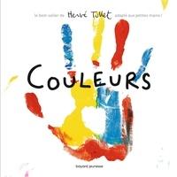 Hervé Tullet - Couleurs.