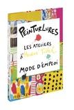 Hervé Tullet - Peinturlures - Les ateliers d'Hervé Tullet, mode d'emploi.