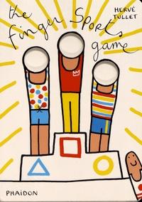 Hervé Tullet - The finger sports game.