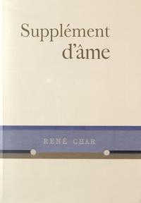 Supplément dâme - René Char.pdf