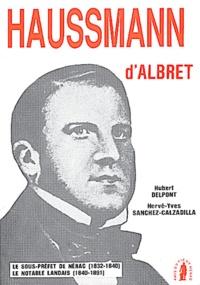 Hervé-Yves Sanchez-Calzadilla et Hubert Delpont - .