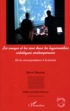 Hervé Zenouda - Les images et les sons dans les hypermédias artistiques contemporains - De la correspondance à la fusion.
