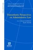 Herwig Hofmann et Russell Weaver - Transatlantic perspectives on administrative law.