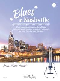 Jean-Marc Versini - Blues in Nashville. 1 CD audio
