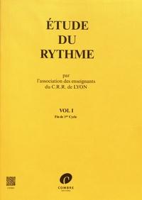 CRR de Lyon - Etude du rythme - Volume 1, Fin de 1er cycle.