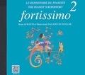 Marie-Josée Saladin de Nuglar - Fortissimo 2. 1 CD audio