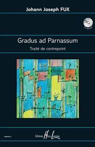 Johann Joseph Fux - Gradus ad Parnassum - Traité de contrepoint. 1 CD audio