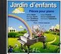 Henry Lemoine (Editions) - Jardin d'enfants - Pièces pour piano. 1 CD audio