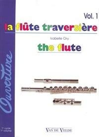 Isabelle Ory - La flûte traversière - Volume 1.