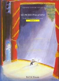 Ernest Van de Velde - Le petit Paganini - Traité élémentaire de violon Volume 1.