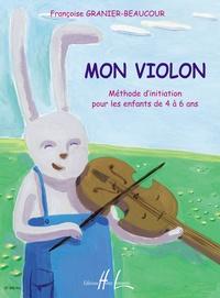 Mon violon - Méthode dinitiation pour les enfants de 4 à 6 ans.pdf