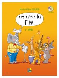 Marie-Hélène Siciliano - On aime la FM 2e année.