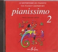 Editions Henry Lemoine - Pianissimo 2. 1 CD audio