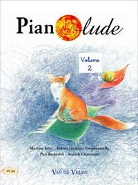 Martine Joste et Valérie Guérin-Descouturelle - Pianolude - Volume 2.