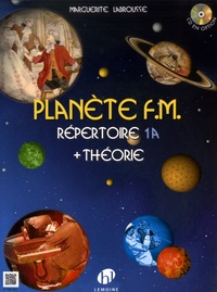 Marguerite Labrousse - Planète FM - Répertoire 1A.