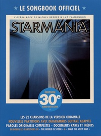 Michel Berger et Luc Plamondon - Starmania - Le songbook officiel.