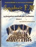 Siegfried Drumm et Jean-François Alexandre - Symphonic FM - La formation musicale par l'orchestre Volume 2, Les cuivres et percussion.