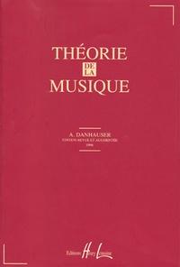 Adolphe Danhauser - Théorie de la musique.