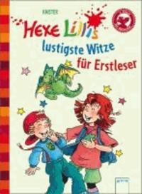 Hexe Lillis lustigste Witze für Erstleser - Hexe Lilli für Erstleser.