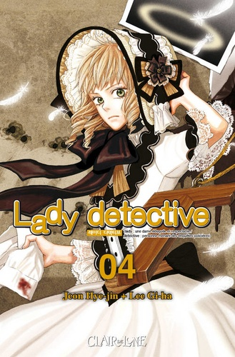Lady detective Tome 4