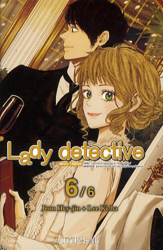 Lady detective Tome 6