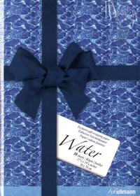 HF Ullmann - L'eau - Papier-cadeau fantaisie.