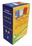 Hiaasen 4-Book Trade Paperback Box Set (Chomp, Flush, Hoot, Scat).
