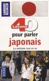 Hidenobu Aïba - 40 leçons pour parler japonais.
