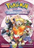 Hidenori Kusaka et Satoshi Yamamoto - Pokémon Diamant et Perle - La grande aventure Tome 2 : .