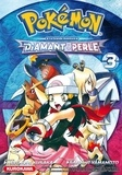 Hidenori Kusaka et Satoshi Yamamoto - Pokémon Diamant et Perle - La grande aventure Tome 3 : .