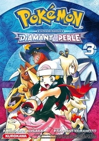 Birrascarampola.it Pokémon Diamant et Perle - La grande aventure Tome 3 Image