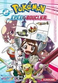 Hidenori Kusaka et Satoshi Yamamoto - Pokémon Epée et bouclier 2 : .