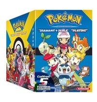 Hidenori Kusaka et Satoshi Yamamoto - Pokémon la grande aventure Intégrale : Coffret en 5 volumes.