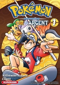 Soa open source télécharger ebook Pokémon la grande aventure, or et argent Tome 1 iBook DJVU ePub (French Edition) par Hidenori Kusaka, Mato 9782368522219