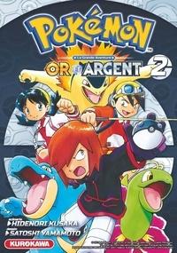 Télécharger un livre de google books mac Pokémon la grande aventure, or et argent Tome 2 (French Edition) 9782368522776 MOBI PDF ePub