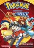 Hidenori Kusaka et Satoshi Yamamoto - Pokémon la grande aventure, or et argent  : .