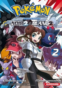 Hidenori Kusaka - Pokémon Noir 2 et Blanc 2 Tome 2 : .