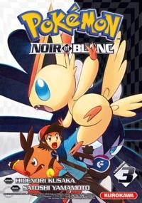 Téléchargement de livres gratuits en ligne Pokémon noir et blanc Tome 3 par Hidenori Kusaka, Satoshi Yamamoto 9782351426869