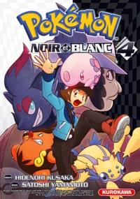 Hidenori Kusaka et Satoshi Yamamoto - Pokémon noir et blanc Tome 4 : .