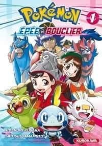 Hidenori Kusaka et Satoshi Yamamoto - Pokémon Tome 1 : Epée et bouclier.