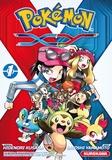 Hidenori Kusaka et Satoshi Yamamoto - Pokémon XY Tome 1 : .