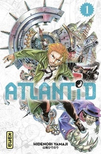 Hidenori Yamaji - Atlantid - Tome 1.