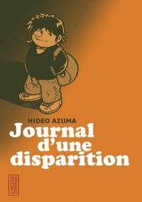 Hideo Azuma - Journal d'une disparition.