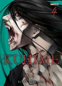 Hideo Takenaka - Kuhime Tome 4 : .