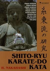 Hidetoshi Nakahashi - Shitô-Ryû Karaté-dô kata - Edition trilingue français-anglais-espagnol.